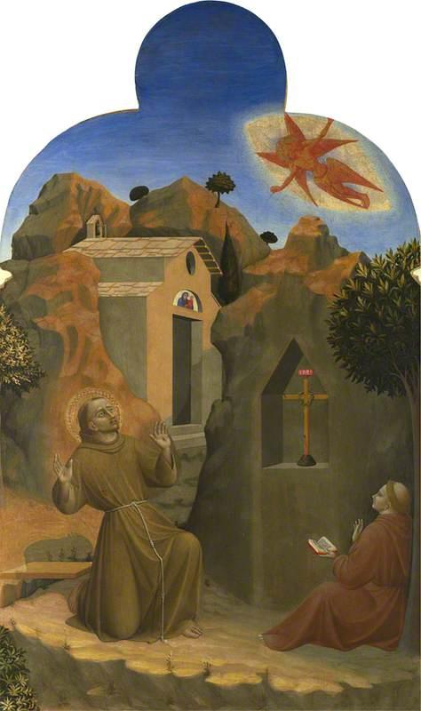 The Stigmatisation of Saint Francis