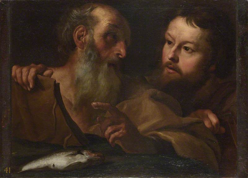 Saints Andrew and Thomas