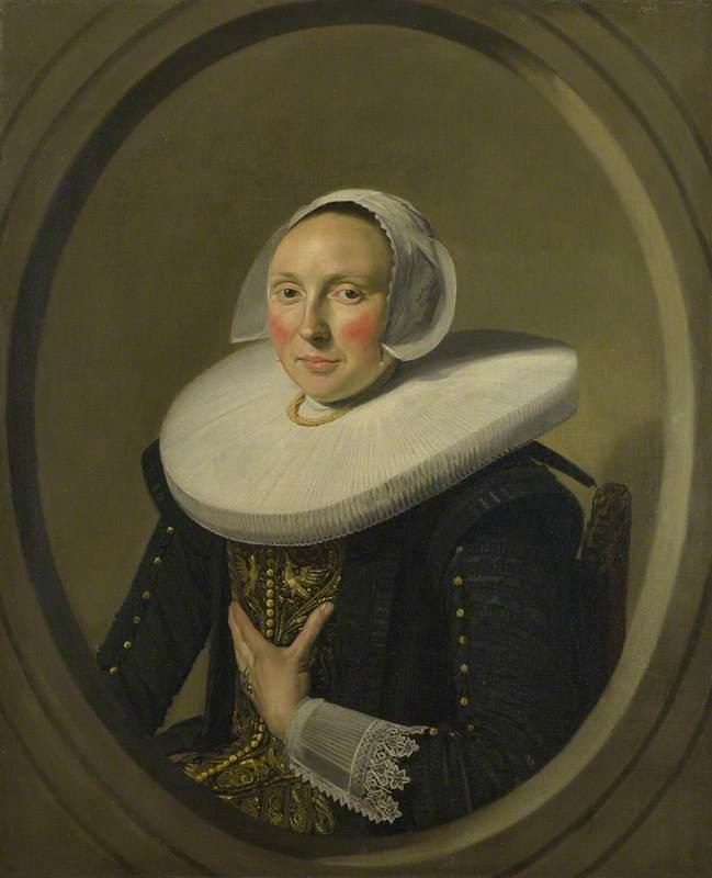 Portrait of a Woman (Marie Larp?)