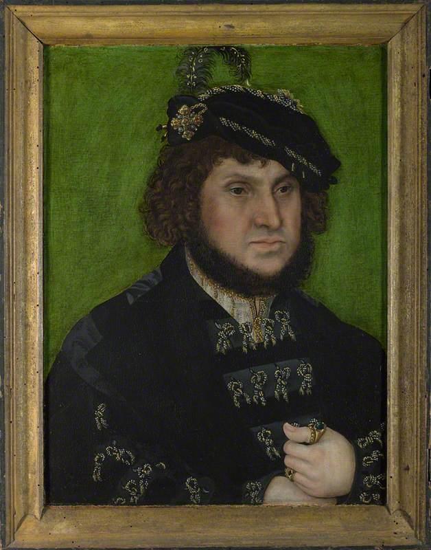 Portrait of Johann the Steadfast