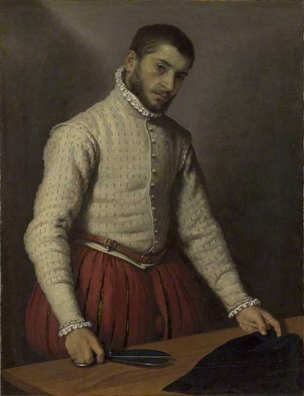 The Tailor ('Il Tagliapanni')