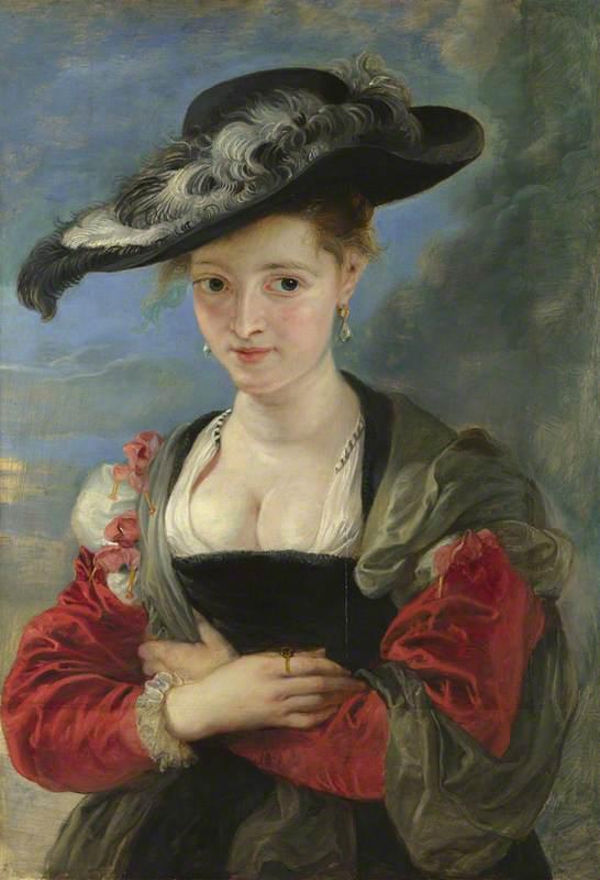 Portrait of Susanna Lunden (?) ('Le Chapeau de Paille')