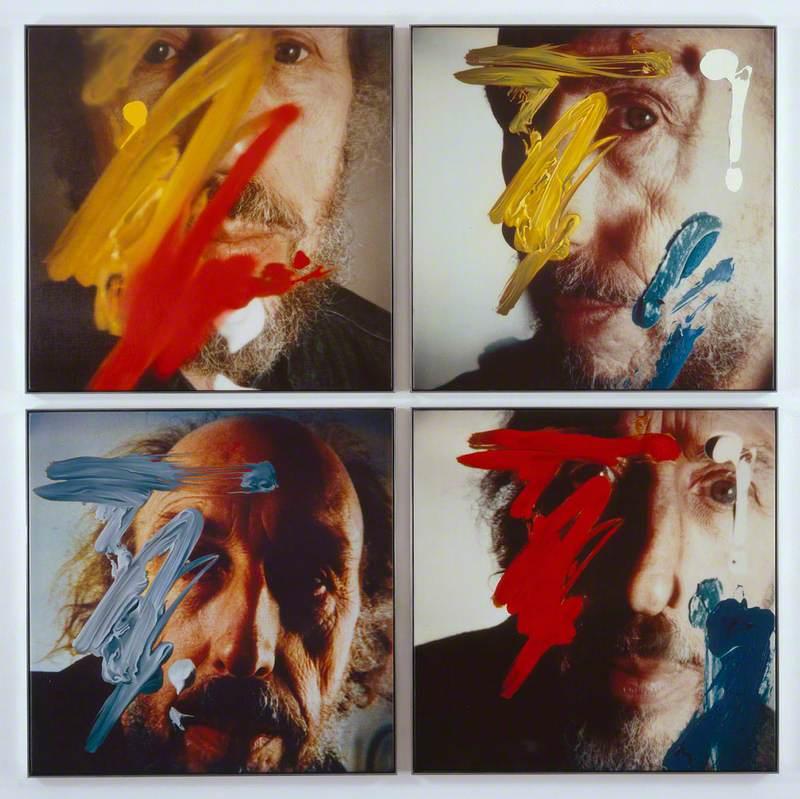 Four Self Portraits – 05.3.81