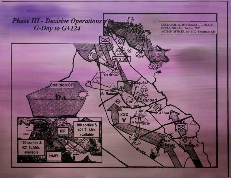 Phase III Decisive Operations Violet