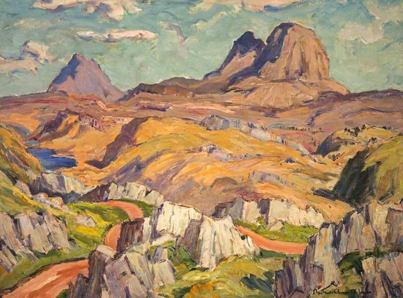 Landscape, Sutherland