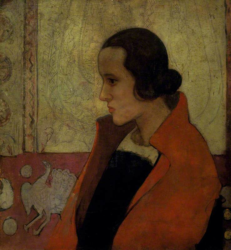 Girl in a Red Cloak