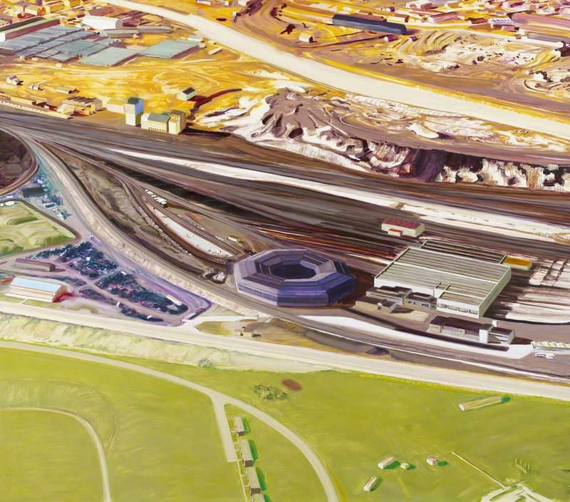 Industrial Belt | Art UK