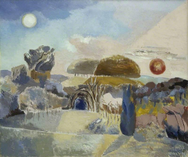 Landscape of the Vernal Equinox (III)