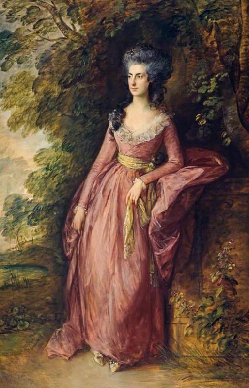 Mrs Hamilton Nisbet (1756–1834)