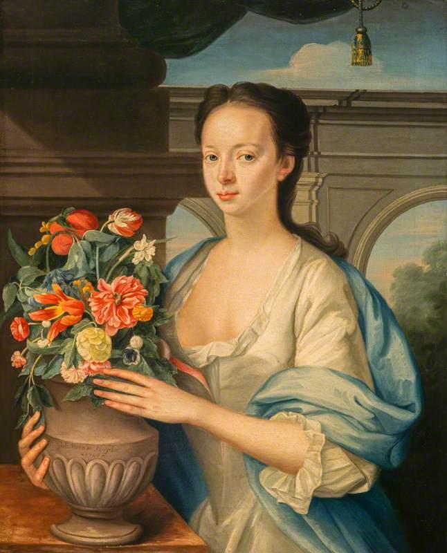 Elizabeth Drummond, Mrs James Stuart