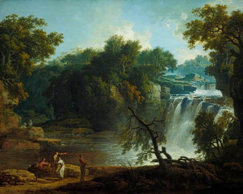 The Falls of Clyde (Corra Linn)