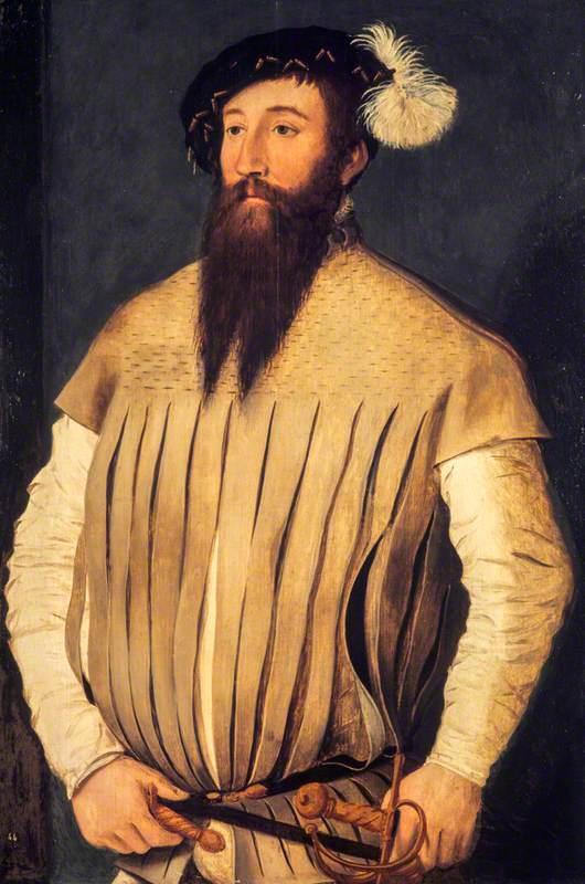Sir Peter Carew (1514–1575)