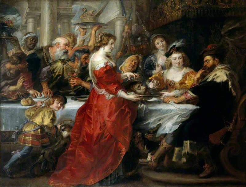 The Feast of Herod