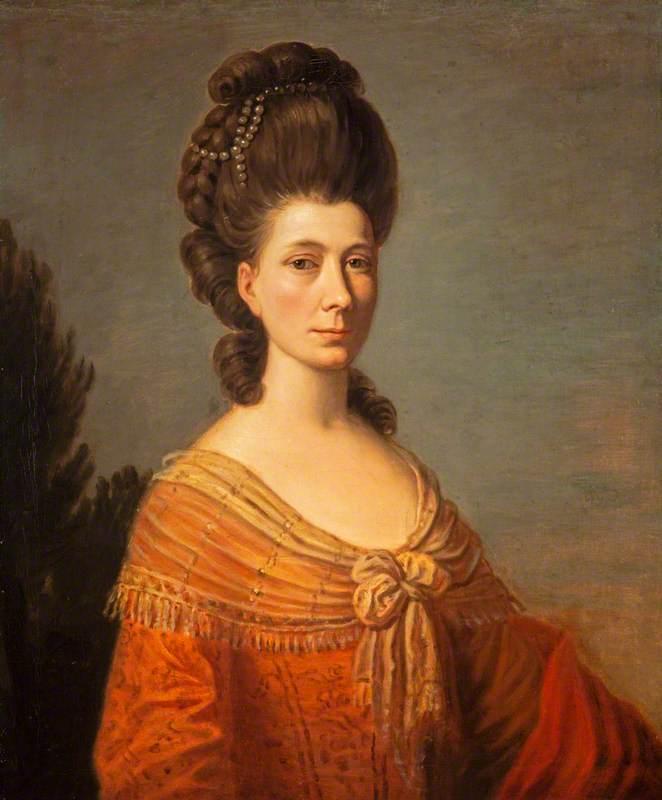 Mrs James Tassie, probably Ann Harker (1730–1790)