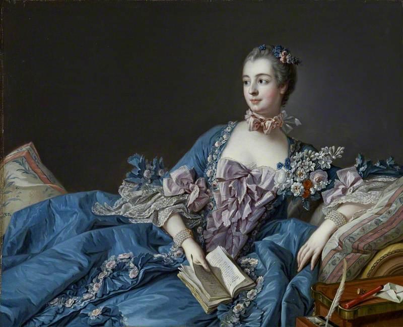 Madame de Pompadour (1721–1764), Jeanne-Antoinette Poisson