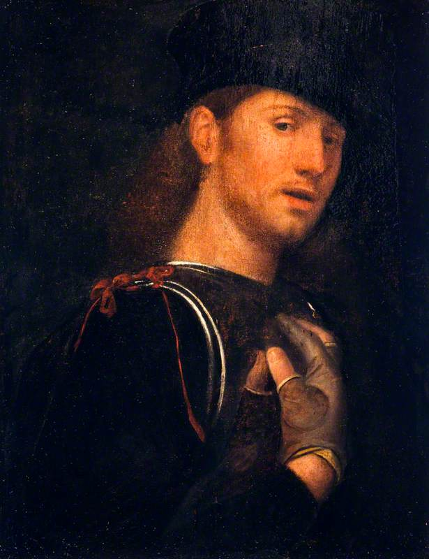 Portrait of An Archer