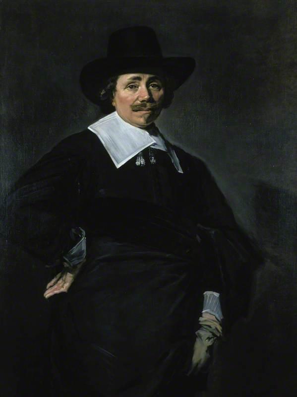 A Dutch Gentleman