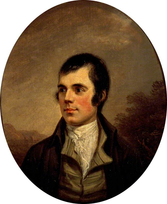 Robert Burns (1759–1796), Poet
