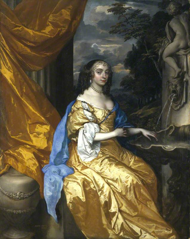 Anne Hyde (1637–1671), Duchess of York, First Wife of James VII and II
