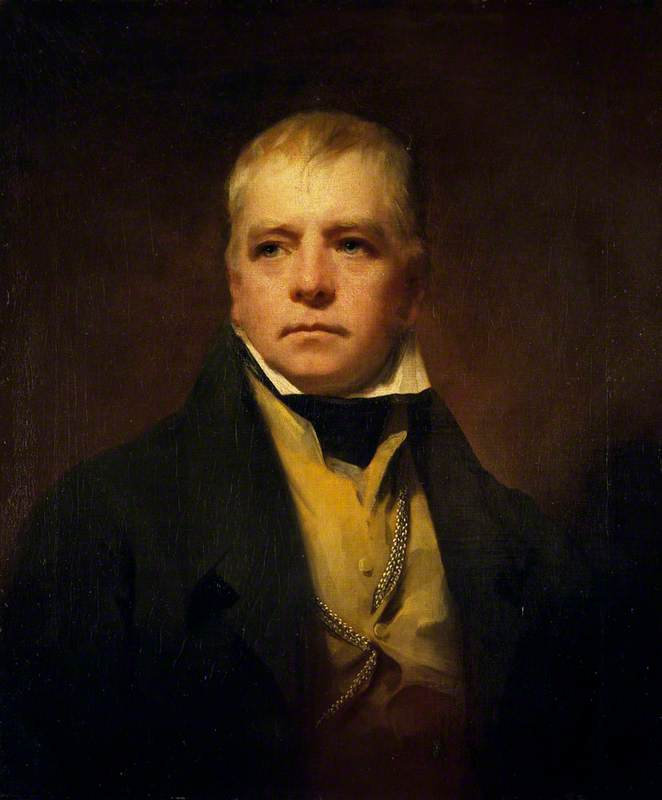 Sir Walter Scott (1771–1832), Novelist and Poet