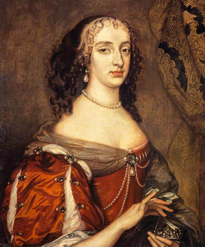 Princess Mary (1631–1660), Eldest Daughter of Charles I and Princess of Orange