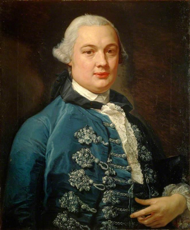James Bruce of Kinnaird (1730–1794), African Explorer