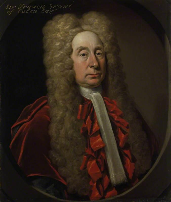Sir Francis Grant (1658–1726), Lord Cullen, Judge