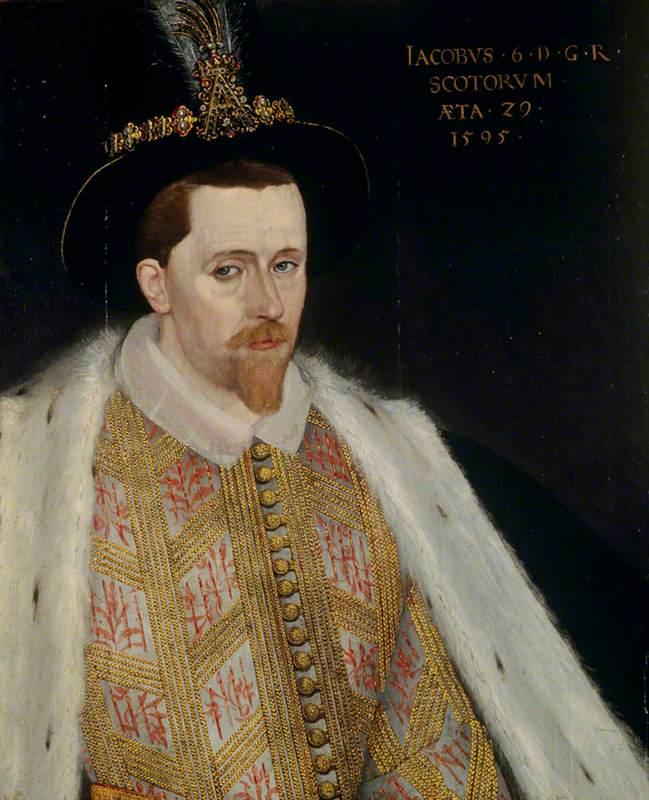 James VI and I (1566–1625), King of Scotland (1567–1625), King of England and Ireland (1603–1625)