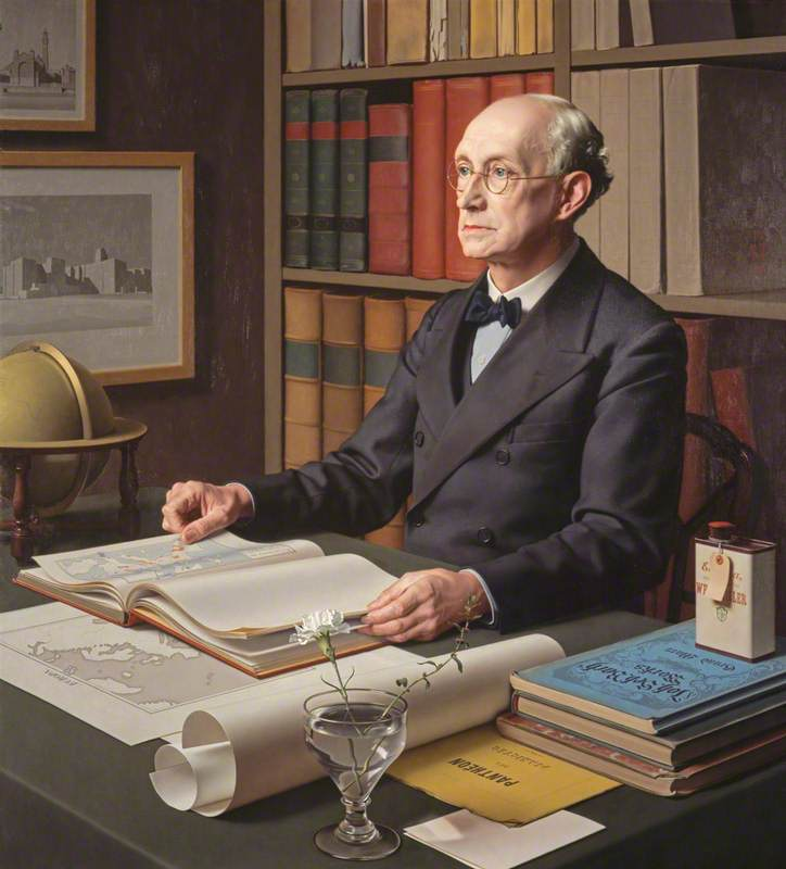 Sir Charles Grant Robertson (1869–1948), Historian