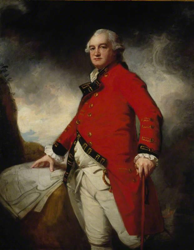 Major-General James Stuart (c.1735–1793), Commander-in-Chief in Madras