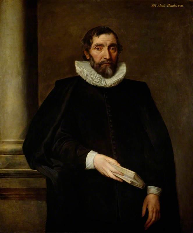 Alexander Henderson (c.1583–1646), Presbyterian Divine and Diplomatist