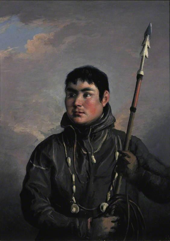John Sakeouse (1797–1819), Inuit Whaler and Artist