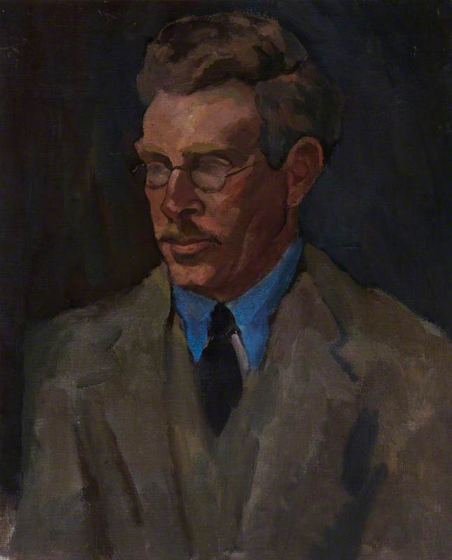 William Crozier (1893–1930), Artist