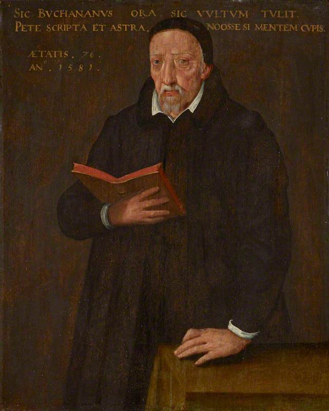 George Buchanan (1506–1582), Historian, Poet and Reformer
