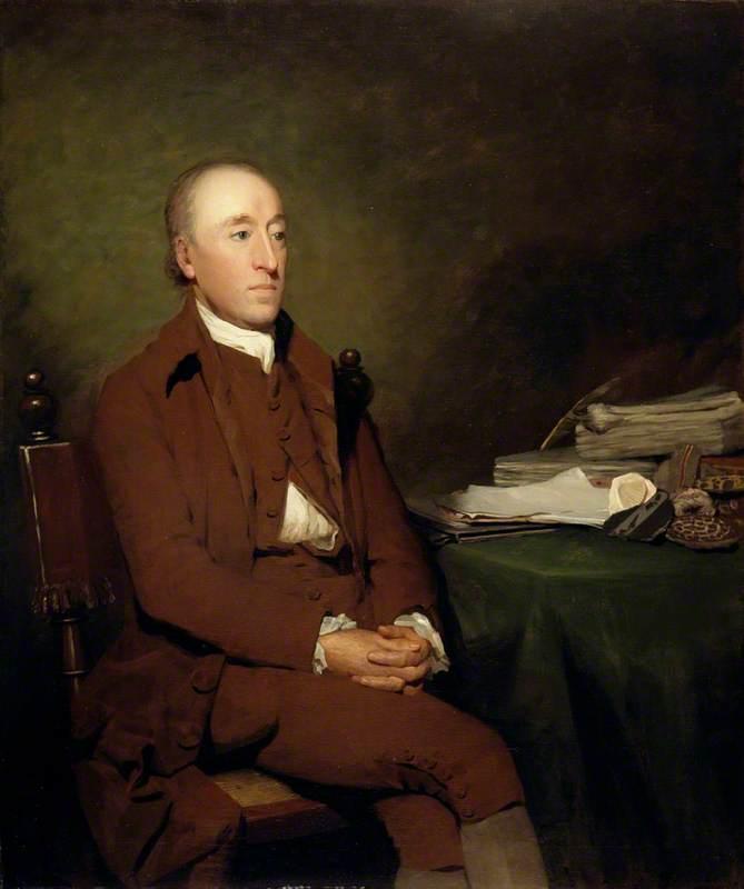 James Hutton (1726–1797), Geologist