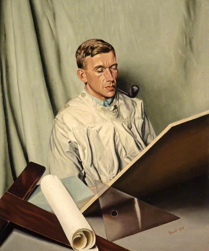 George Fairweather (1906–1986), Architect