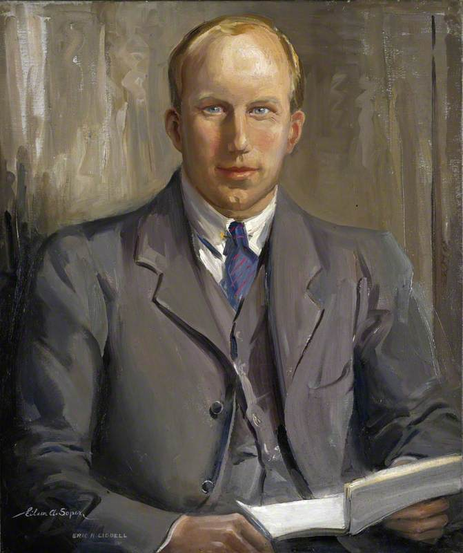 Eric Liddell (1902–1945), Athlete and Missionary