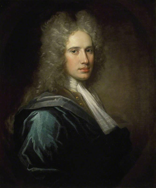 William Aikman (1682–1731), Artist, Self Portrait