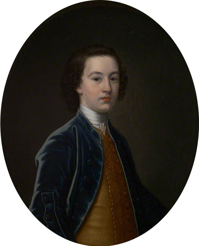 Lord Lewis Gordon (c.1724–1754), 2nd Duke of Gordon