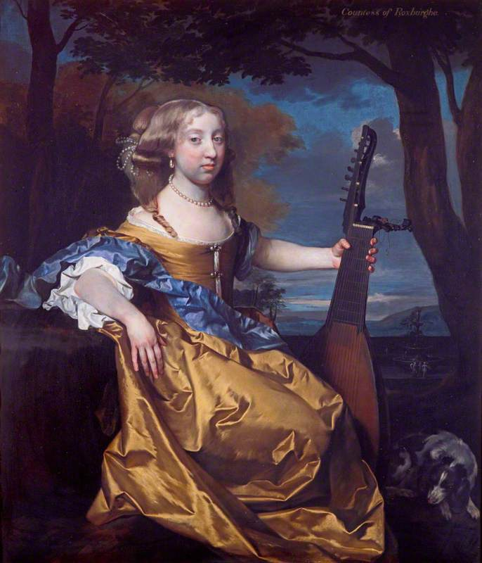 Lady Margaret Hay (c.1657–1753), Countess of Roxburghe