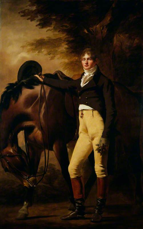 Professor John Wilson (1785–1854), Author and Moral Philosopher (Nom de Plume Christopher North)