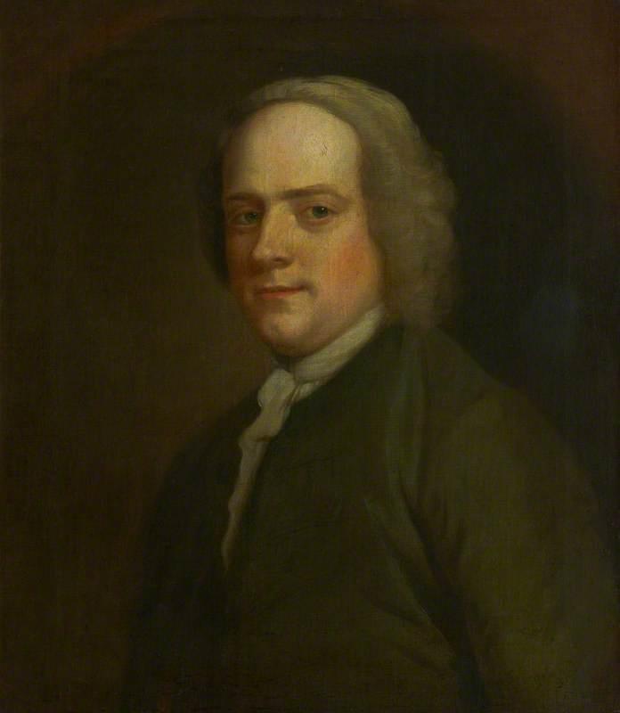 Richard Cooper (1701–1764), Engraver