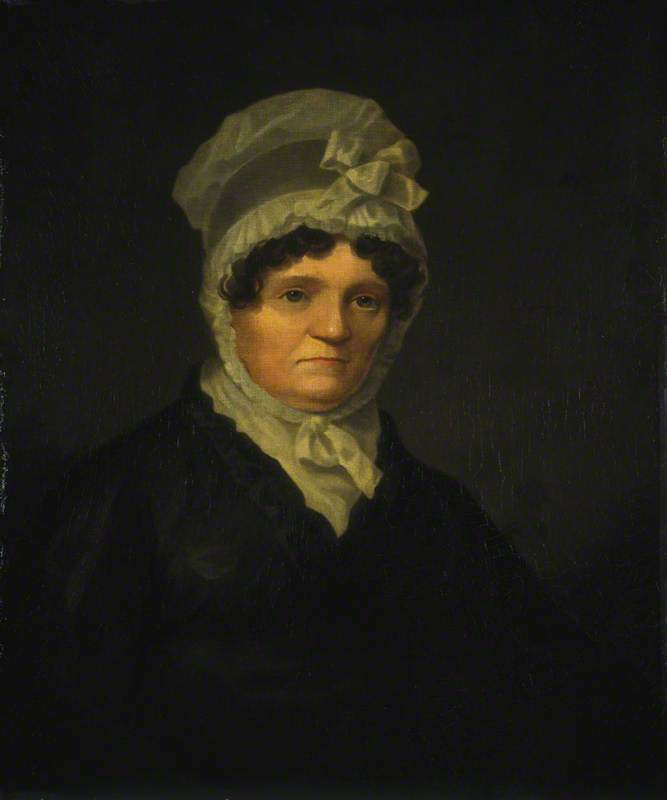 Jean Armour (1765–1834), Mrs Robert Burns