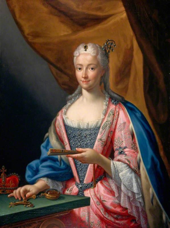 Princess Maria Clementina Sobieska (1702–1735), Wife of Prince James Francis Edward Stuart
