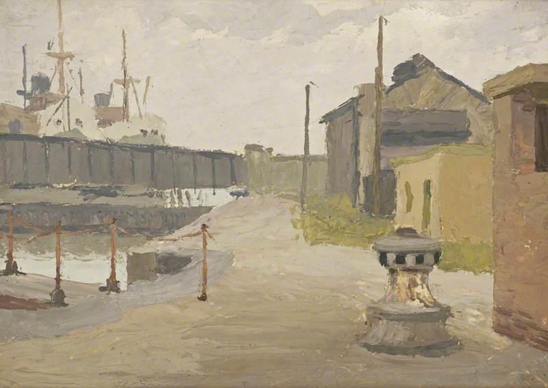 Harbour Scene, Dover