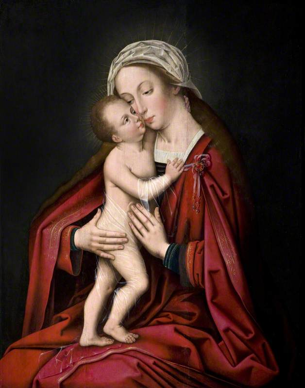 Madonna and Child (The Carrickfergus Madonna)