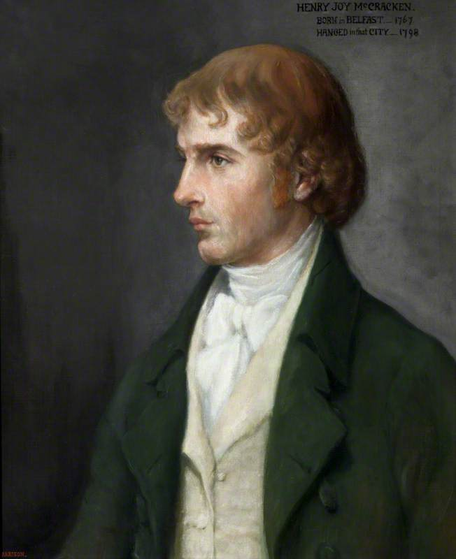 Henry Joy McCracken (1767–1798)