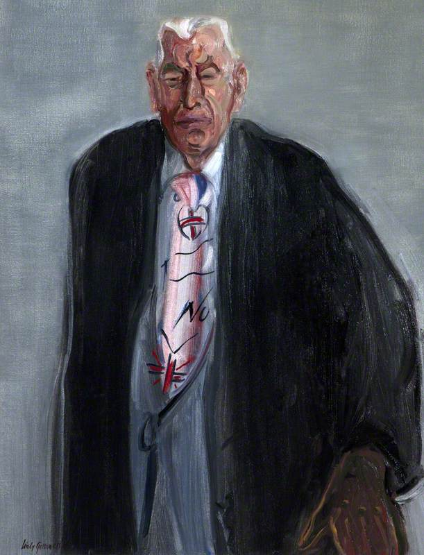 Right Honourable the Reverend Dr Ian Paisley (b.1926), MP, MLA