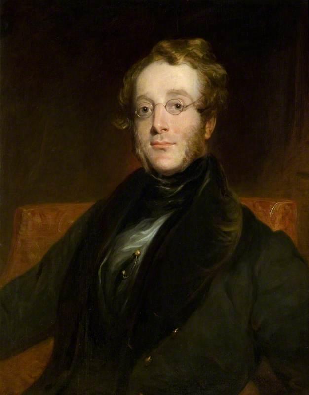 Frederic William Macaulay (1801–1839)