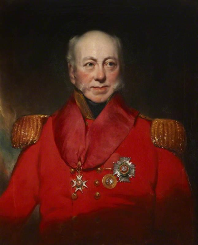 Lieutenant General Sir Arthur Brooke, KCB